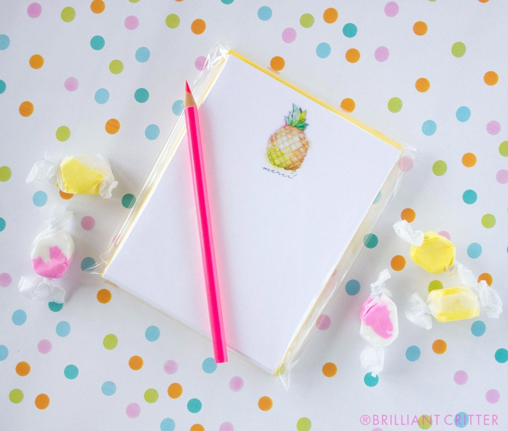 Pineapple Styled Product Photos