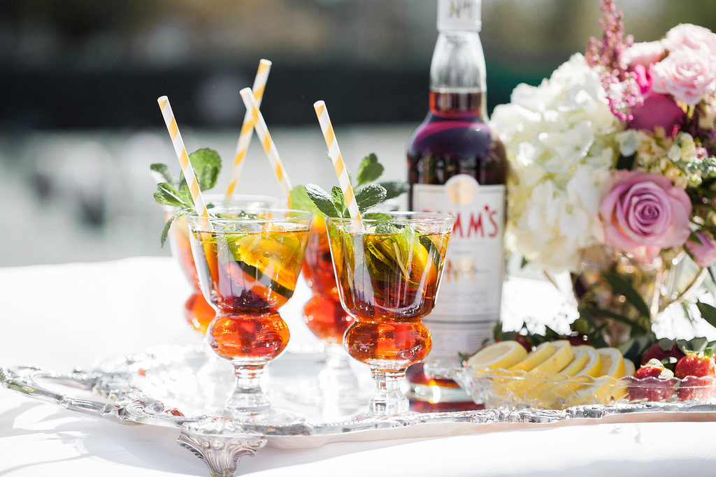 Cocktails for Wimbledon
