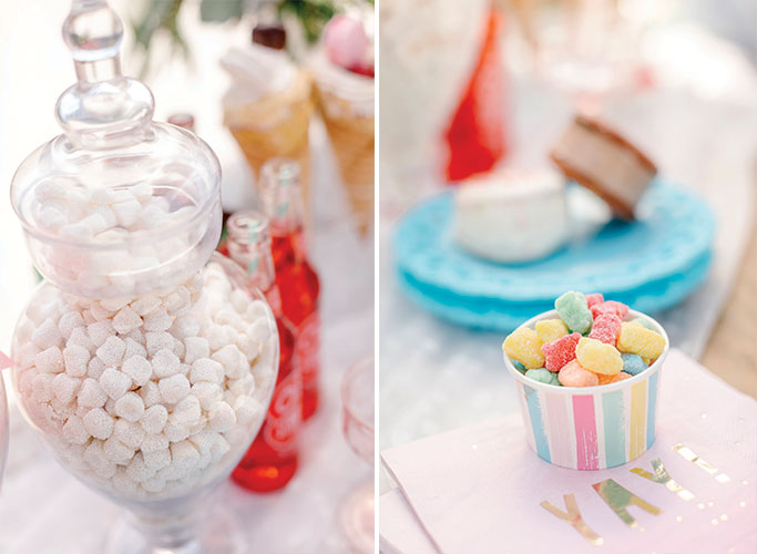 Event Candy Bar Inspiration