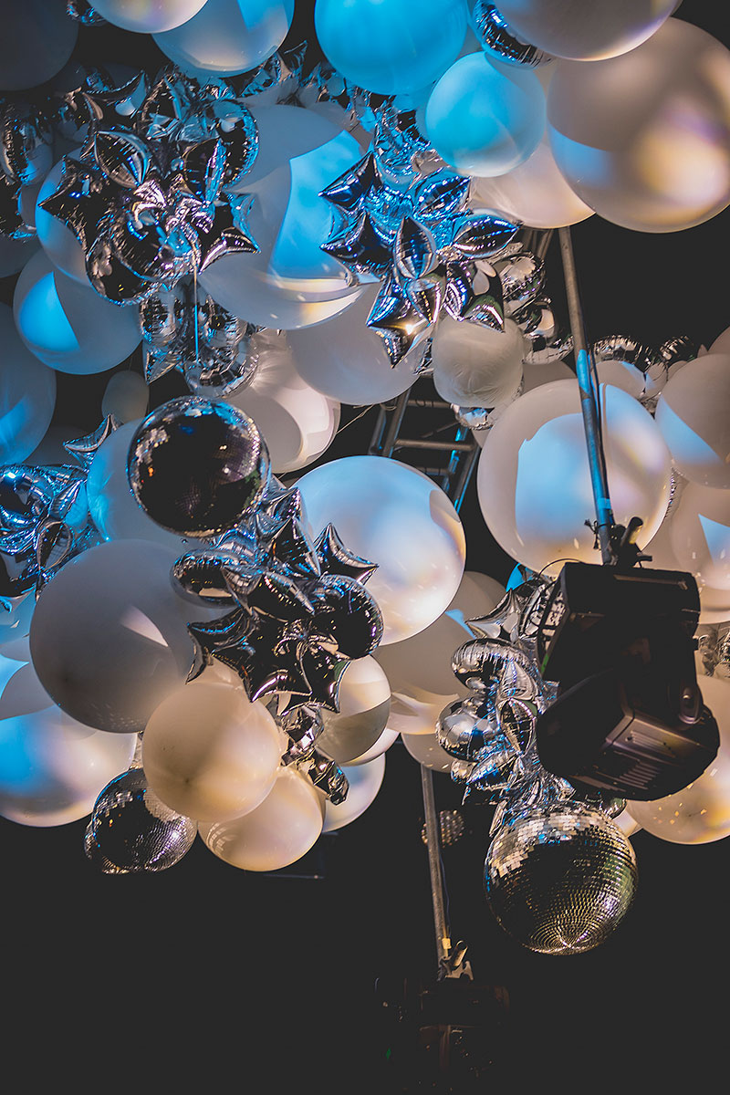 Large Balloon Event Decor