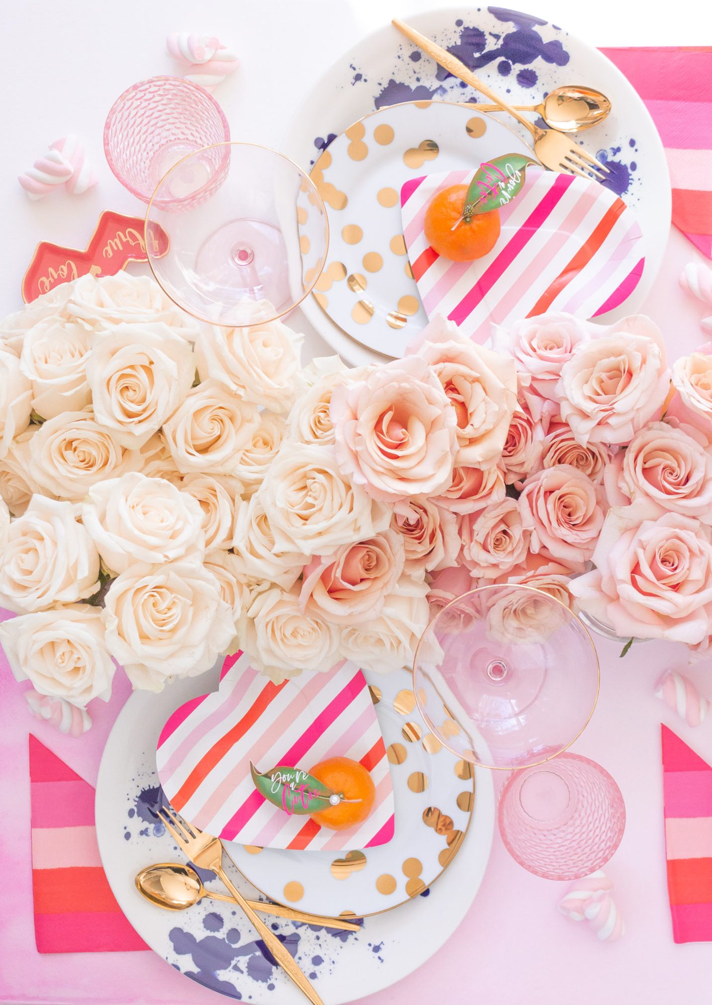 Galentine's Day Table Inspiration