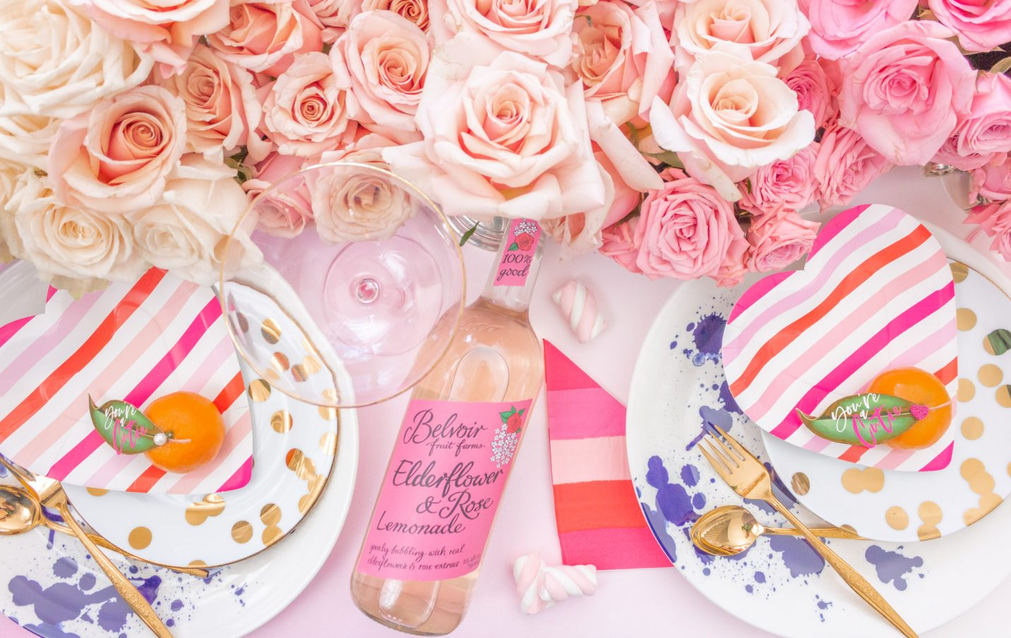 Galentine's Party Decor Ideas