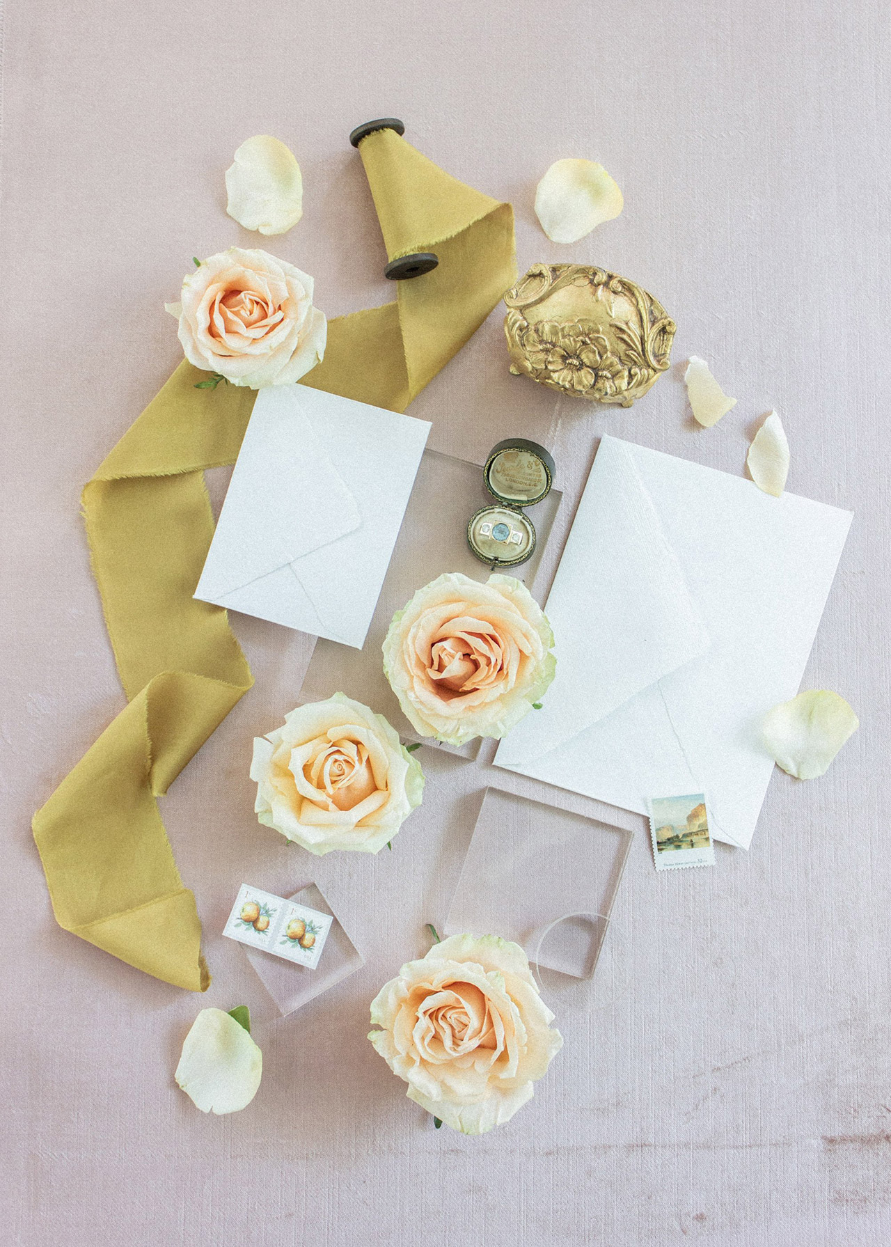 Styling Blocks for Flat Lays