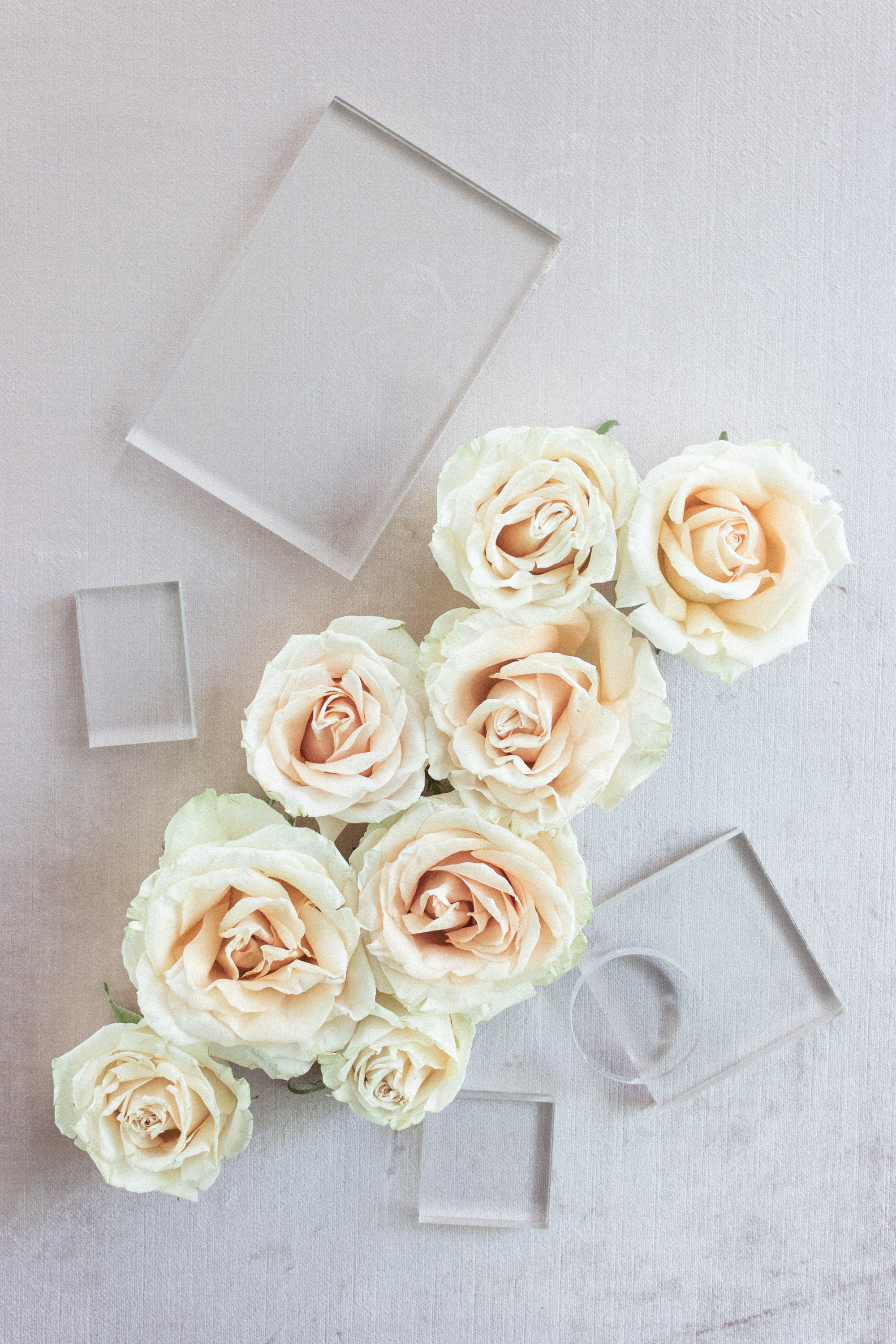 Wedding Stationery Flat Lay Blocks