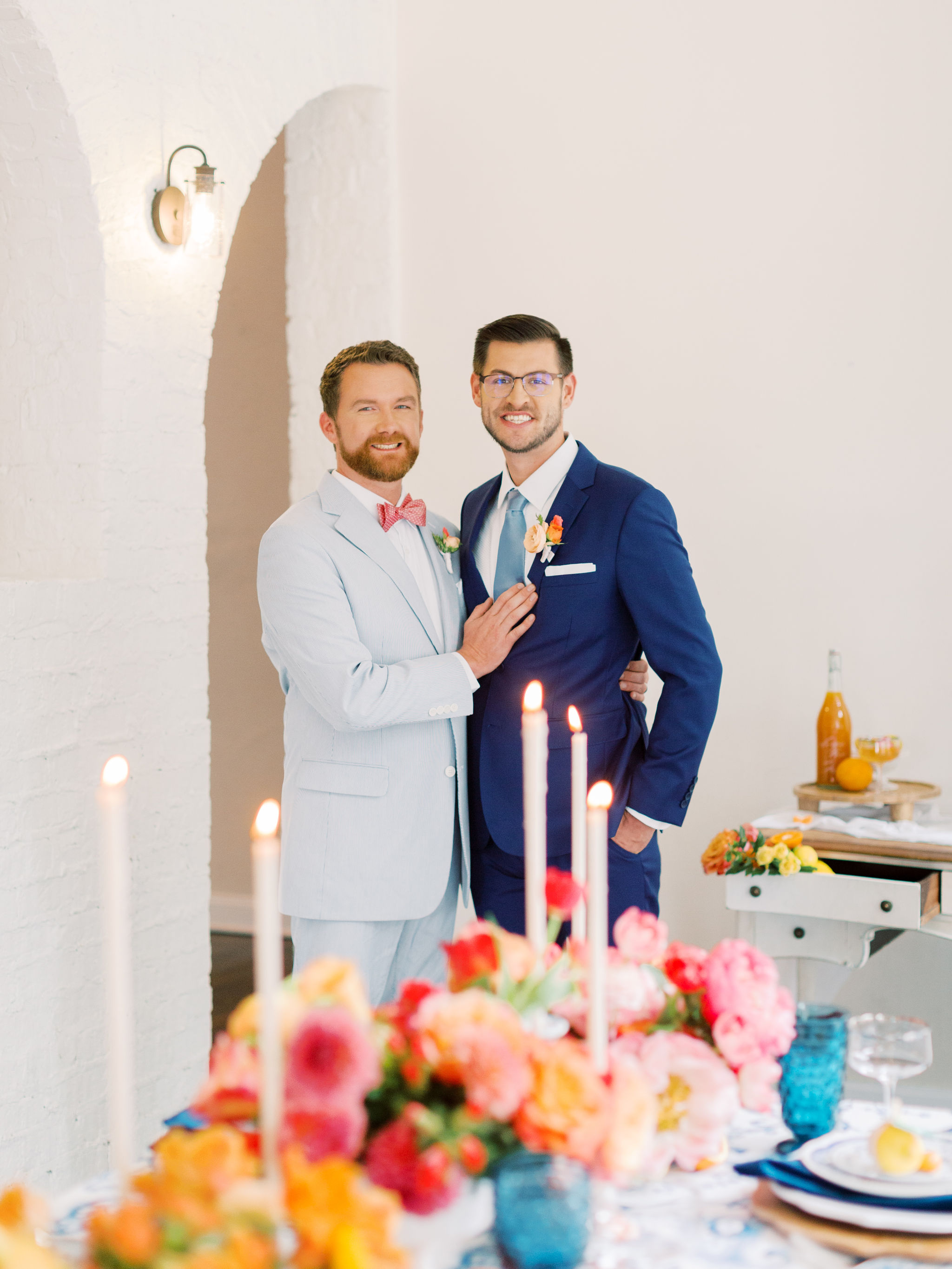 Gay Wedding Design Ideas