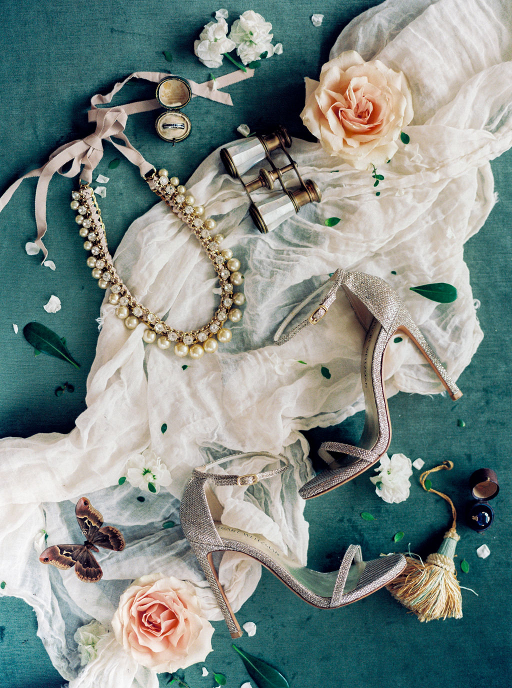 Fine Art Wedding Details