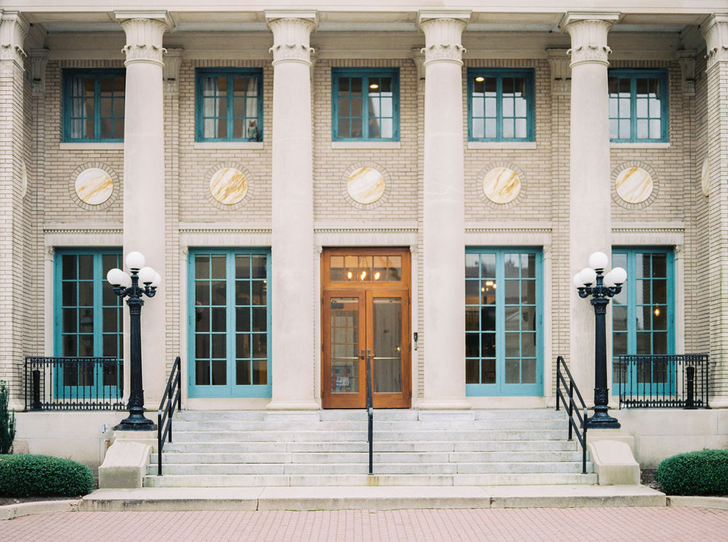 Historic Post Office in Hampton VA