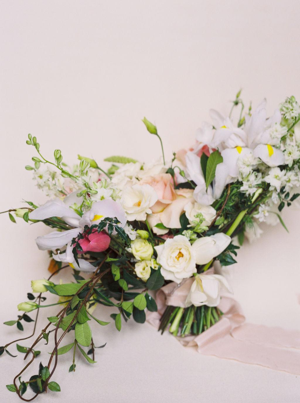Spring Floral Bouquet Design
