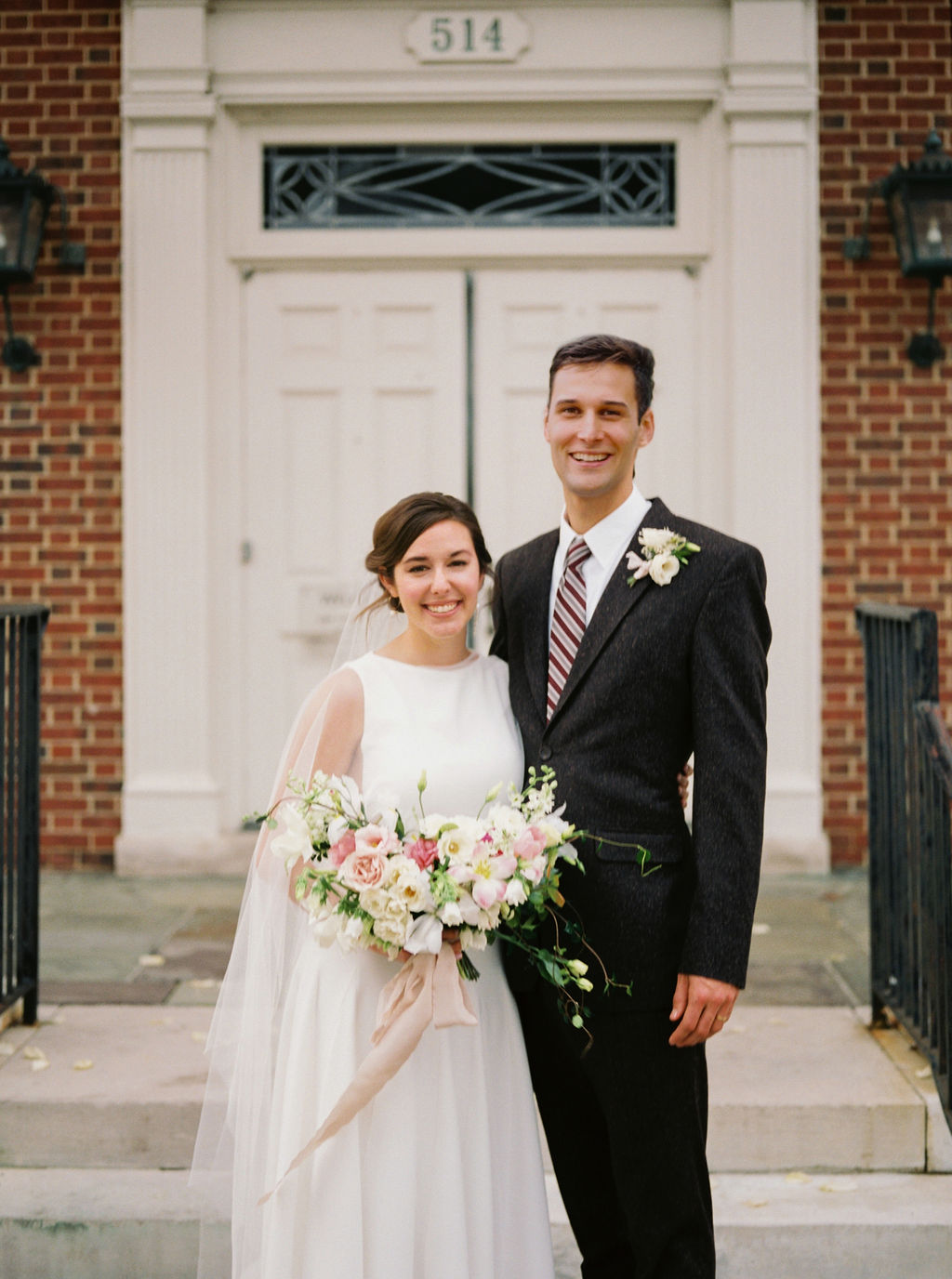 Historic Post Office Wedding in Hampton VA