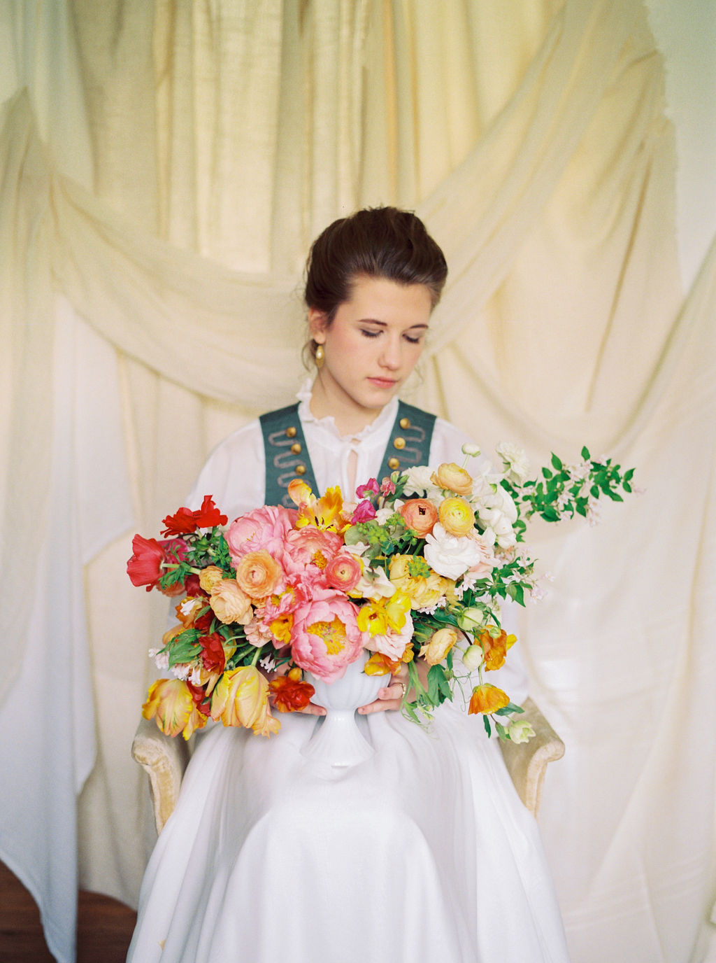 Fine Art Wedding Floral Design