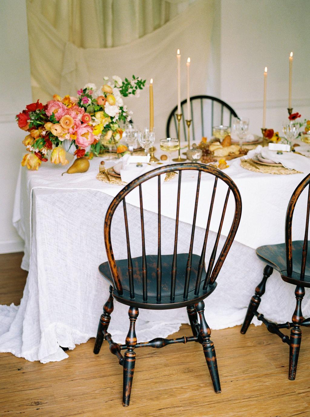 Fine Art Table Decor