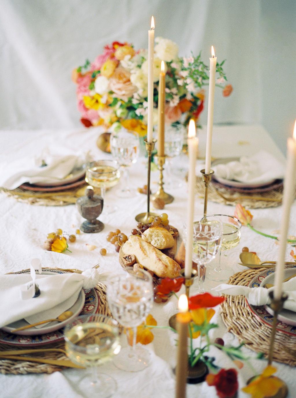 Fine Art Wedding Design
