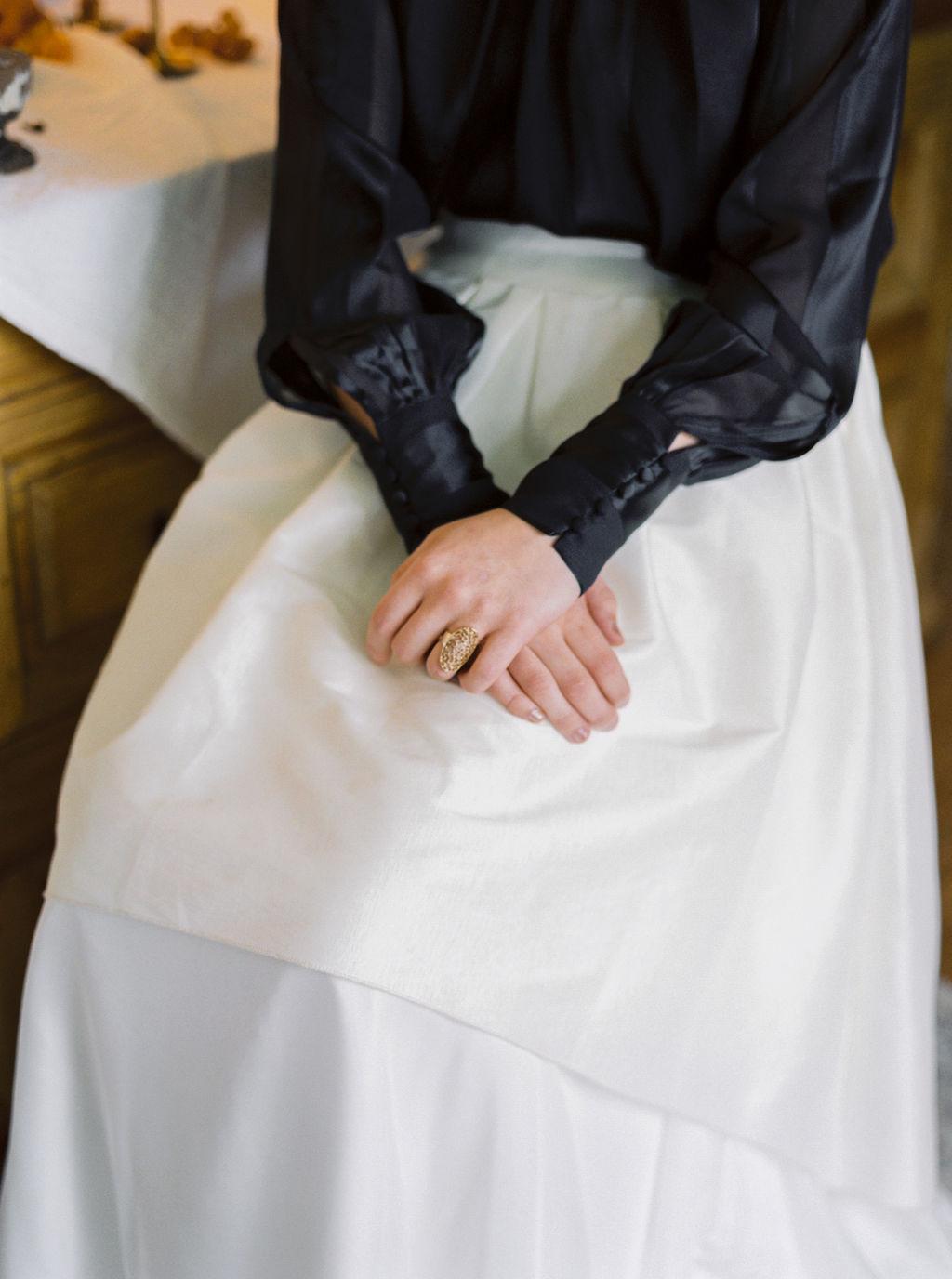 Fine Art Wedding Details