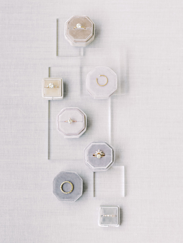Wedding Acrylic Styling Blocks