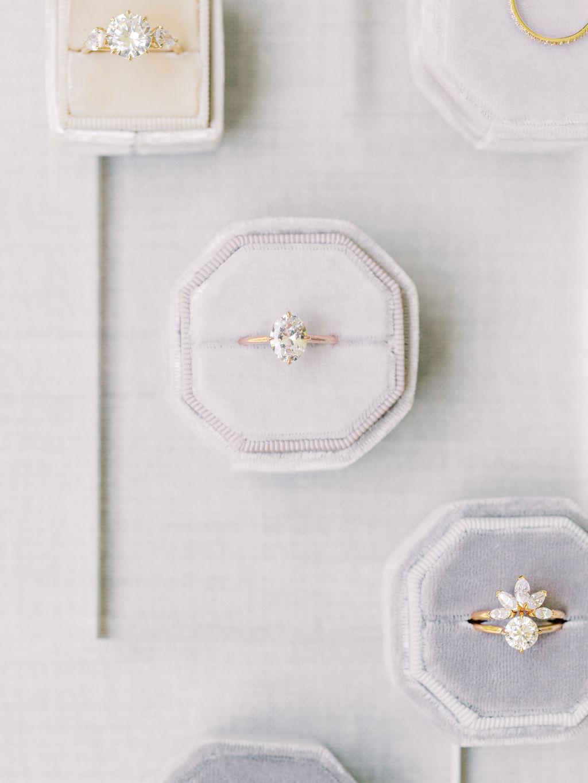 Wedding Flat Lay Styling
