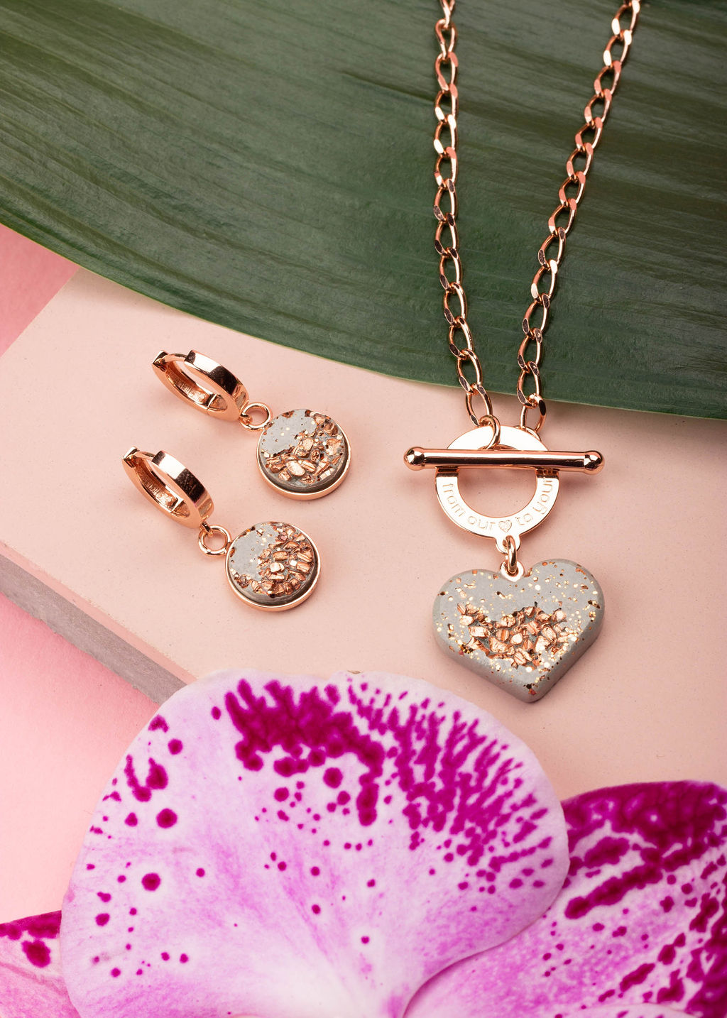 Styled Jewelry Photography