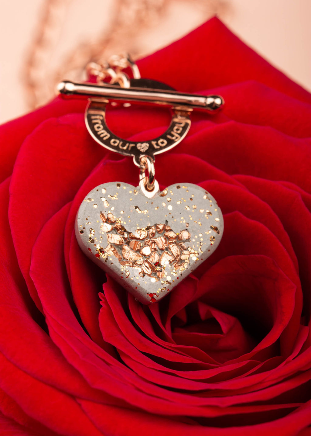Styled Jewelry Photography with Rose