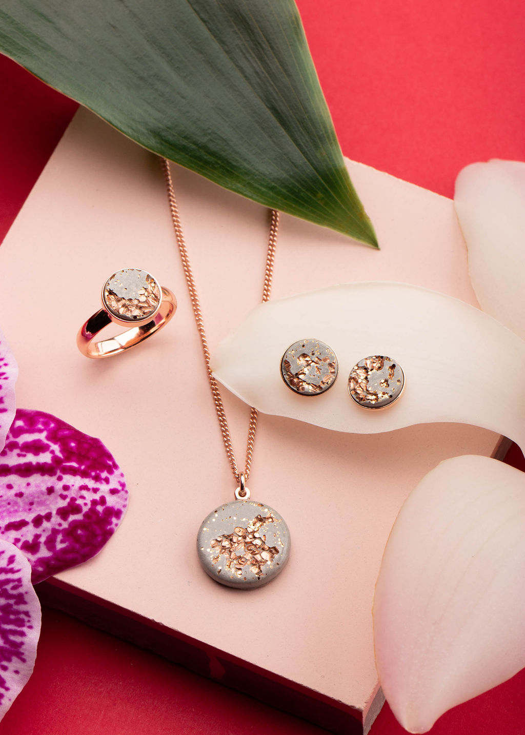 Jewelry Styling and Photography