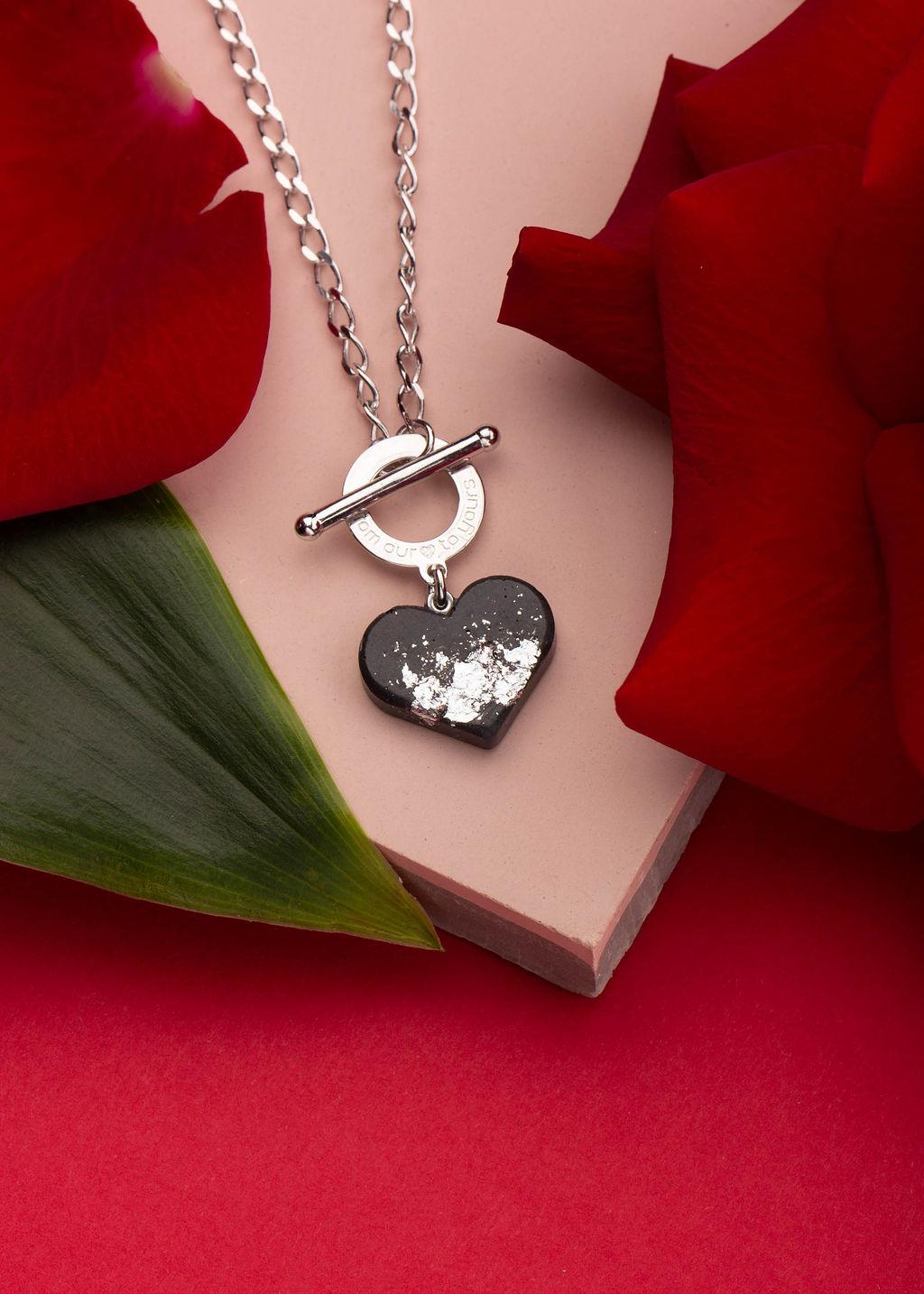 Valentine's Day Jewelry Photography