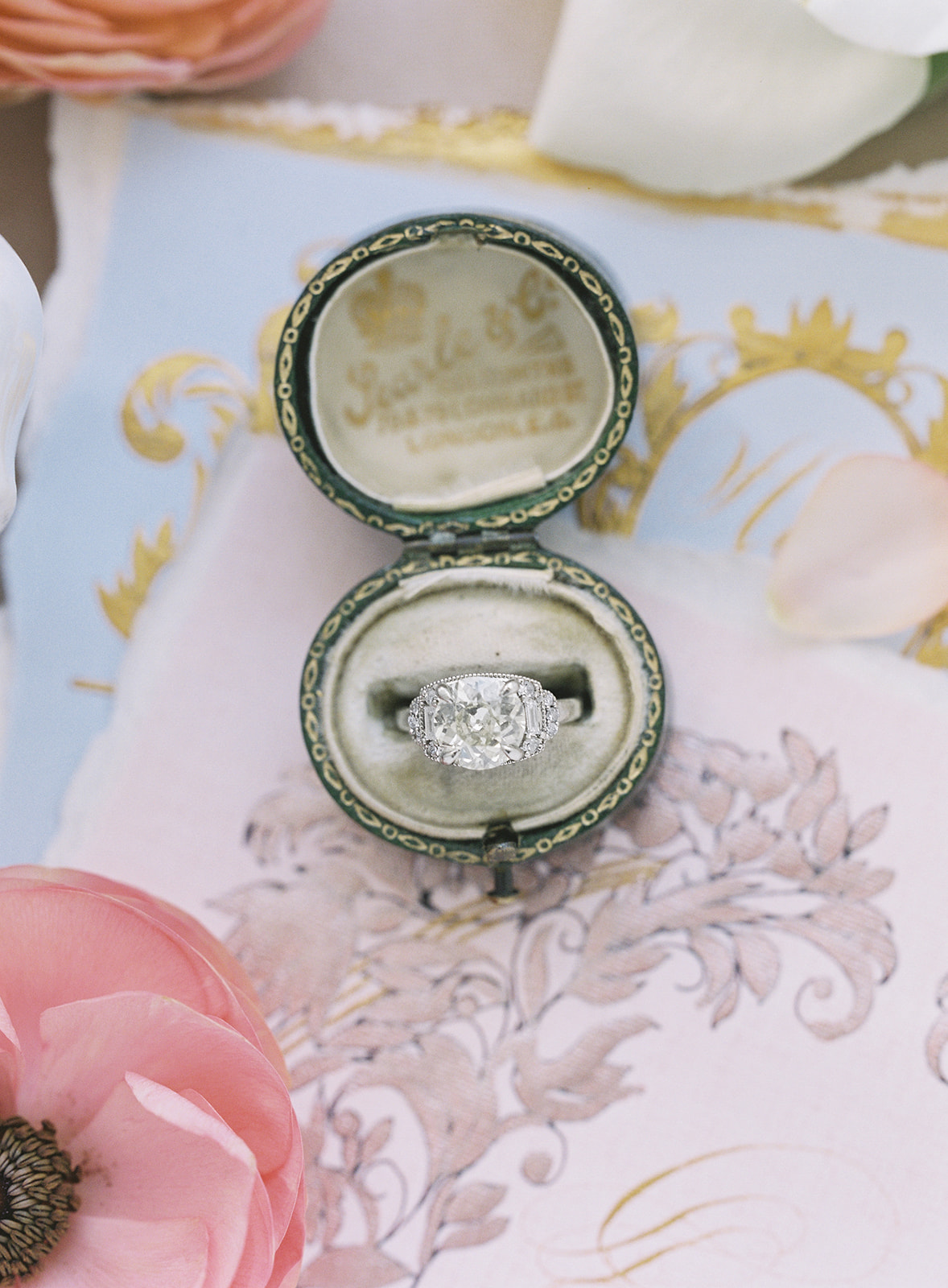 Ring Styling for Weddings