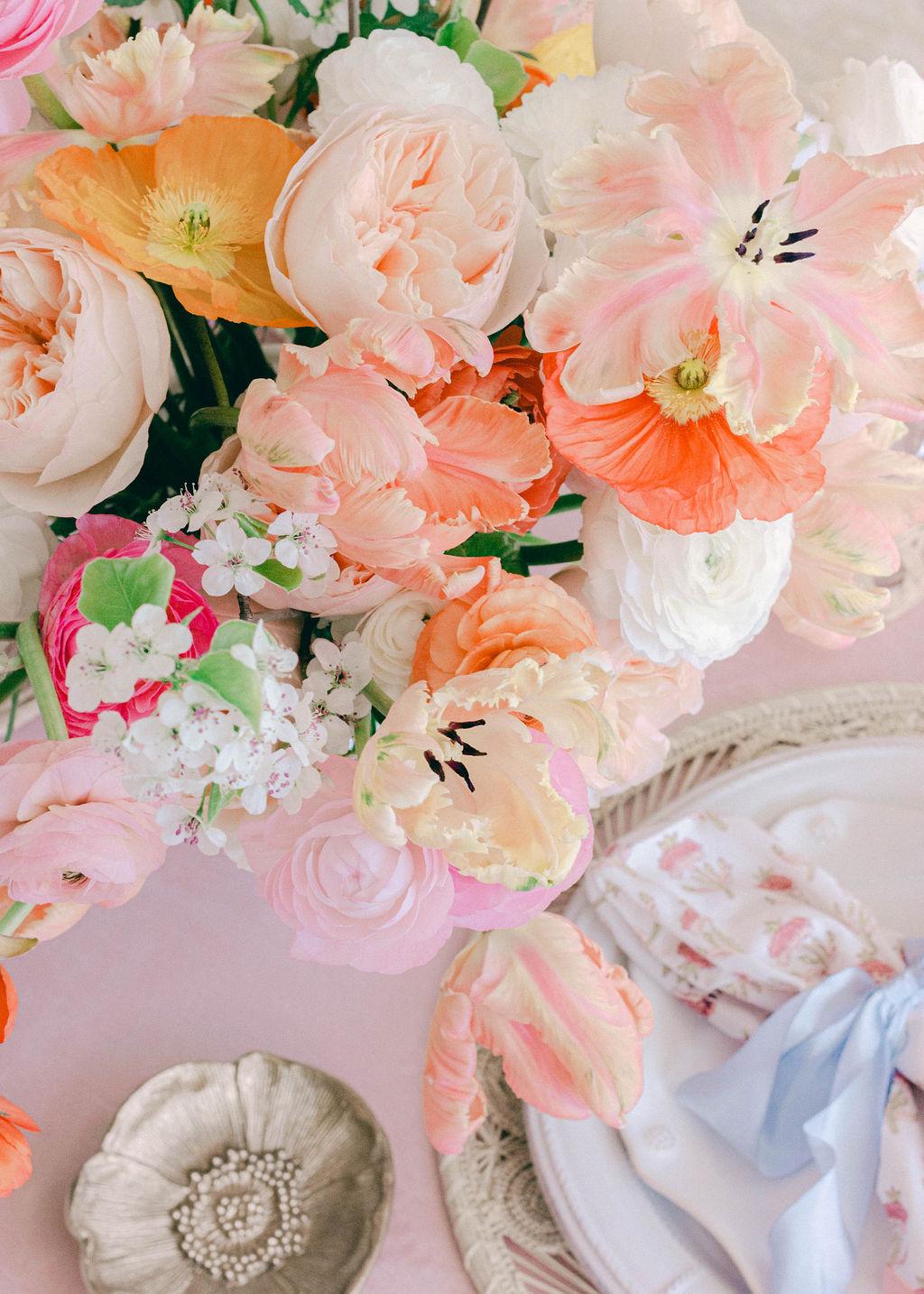 Spring Floral Design